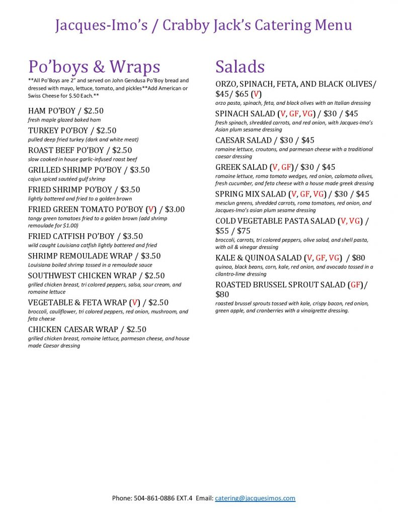 Catering page 3
