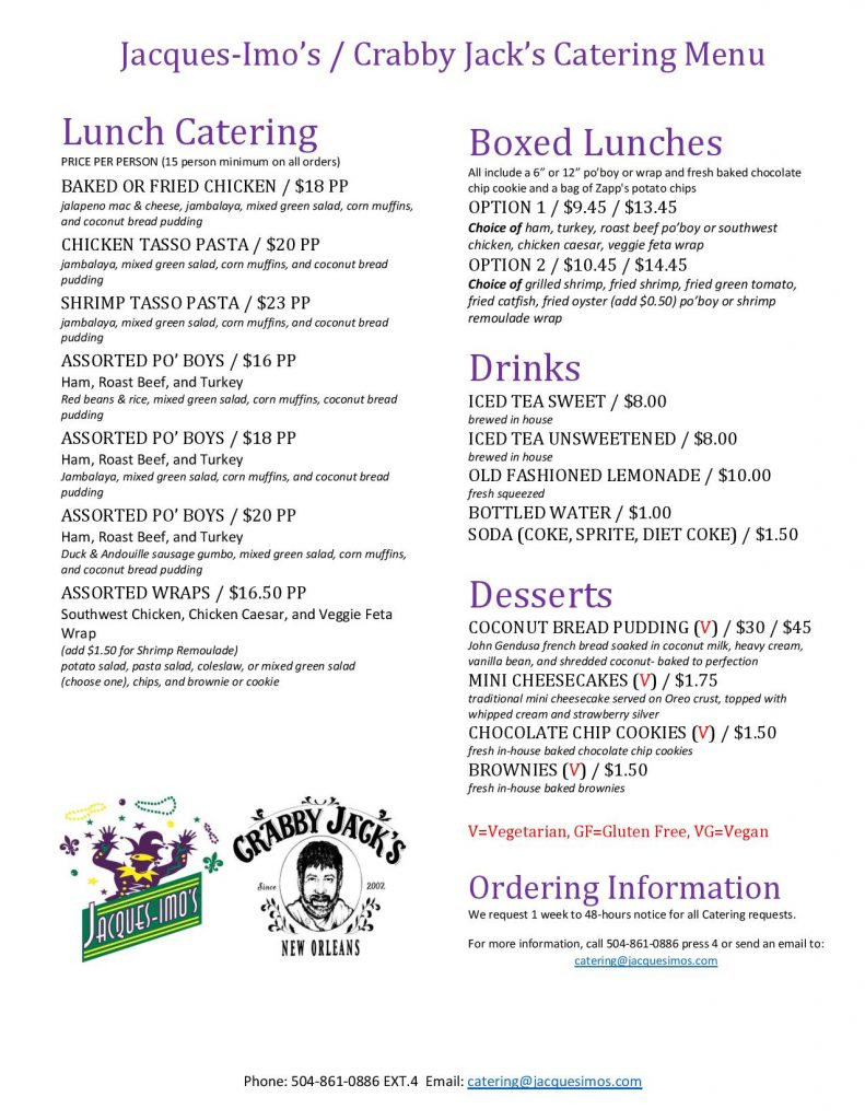 Catering page 4