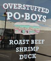 Crabby Jack's Overstuffed Po' Boys